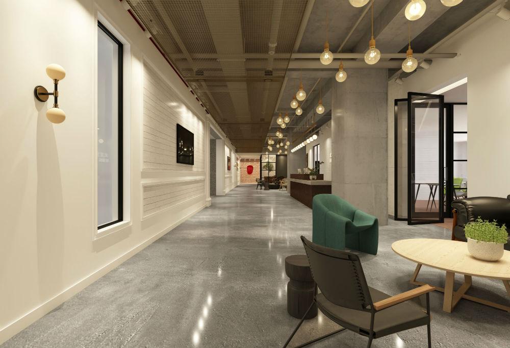事务所办公室设计